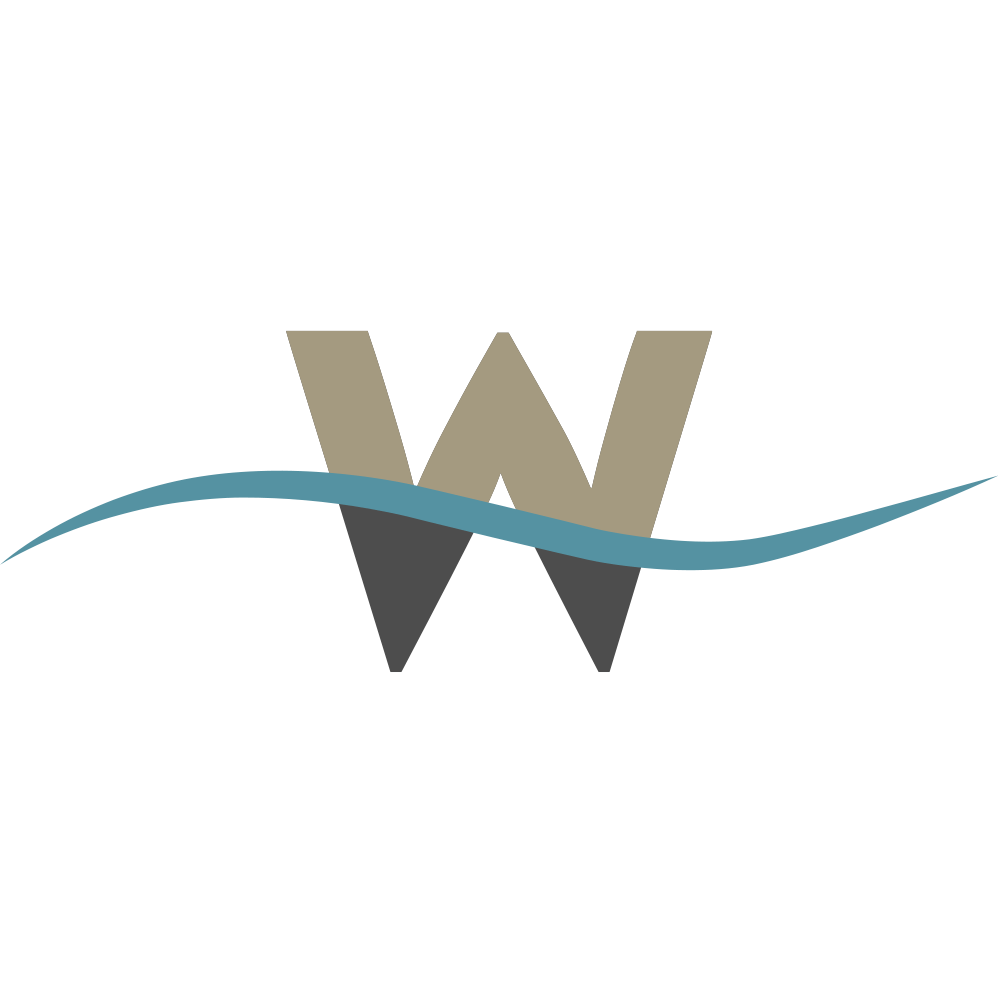 The Well Resource Center W logo